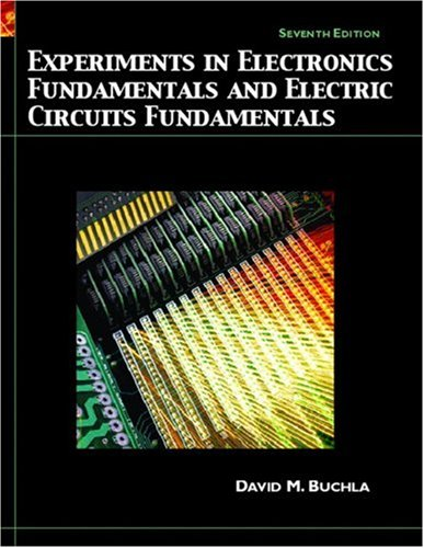 Lab Manual for Electronics Fundamentals: Circuits, Devices and Applications 9780132197113