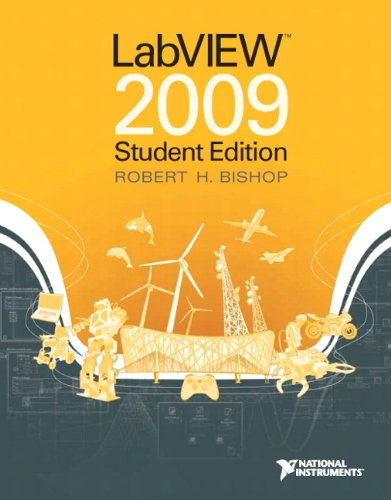 LabVIEW 2009, Student Edition [With DVD] 9780132141291