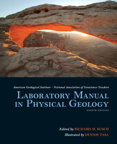 Laboratory Manual in Physical Geology 9780136007715
