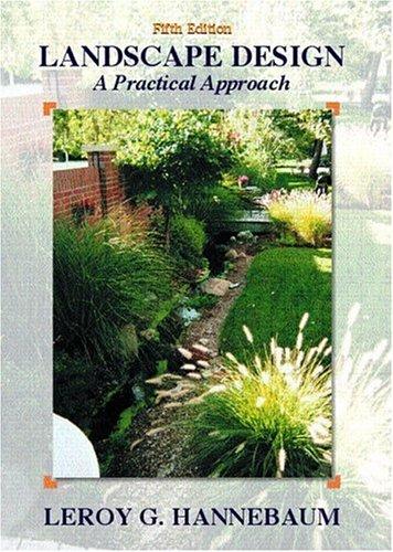 Landscape Design: A Practical Approach 9780130105813