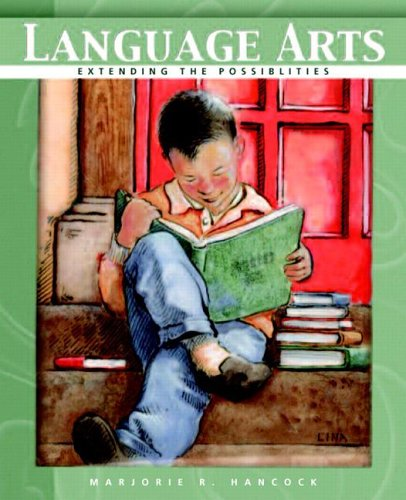 Language Arts: Extenging the Possibilities [With CDROM] 9780130189905