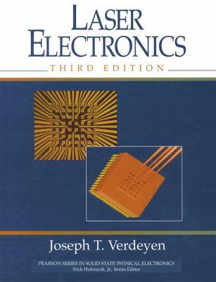 Laser Electronics 9780137066667