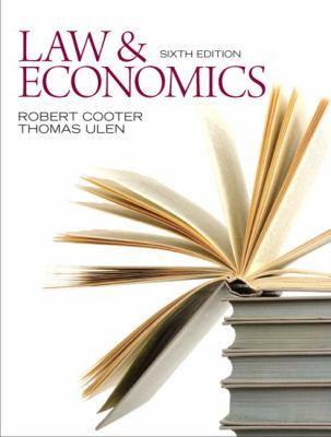 Law & Economics 9780132540650