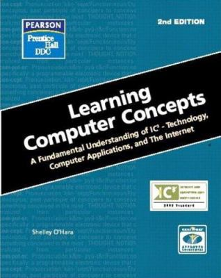 Learning Computer Concepts 9780131868892