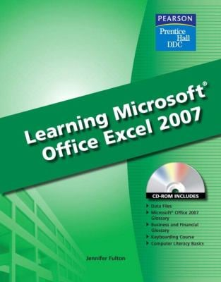 Learning Microsoft Excel [With CDROM] 9780135045015