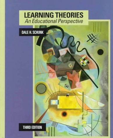 Learning Theories: An Educational Perspective 9780130108500