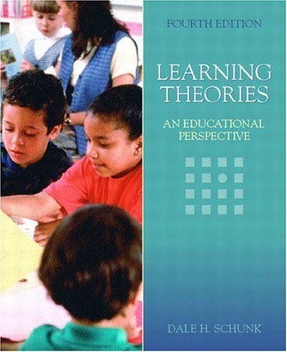 Learning Theories: An Educational Perspective 9780130384966