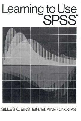 Learning to Use the SPSSX 9780135280508
