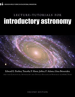 Lecture Tutorials for Introductory Astronomy 9780132392266