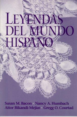 Leyendas del Mundo Hispano 9780130100108
