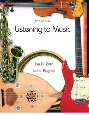 Listening to Music 9780131733398