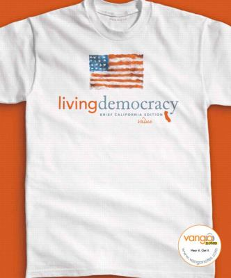 Living Democracy [With CDROM] 9780136001430