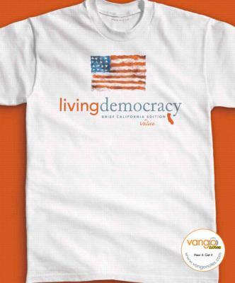 Living Democracy [With CDROM]