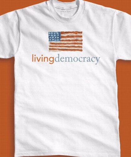 Living Democracy [With DVD] 9780130497062