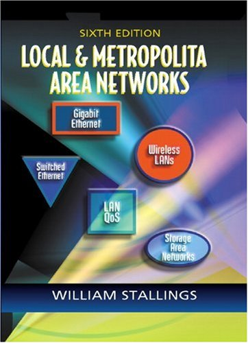 Local and Metropolitan Area Networks 9780130129390