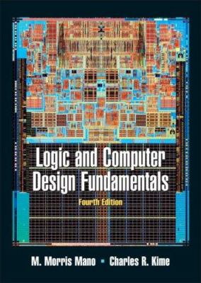 Logic and Computer Design Fundamentals 9780131989269
