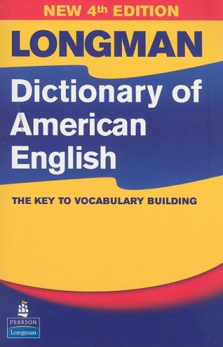 Longman Dictionary of American English 9780132449809