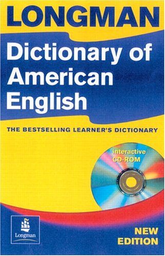 Longman Dictionary of American English [With CDROM] 9780131703445