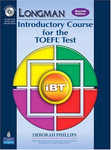 Longman Introductory Course for the TOEFL Test: iBT [With CDROM] 9780137135455