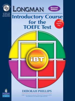Longman Introductory Course for the TOEFL Test: iBT [With CDROM] 9780137135783