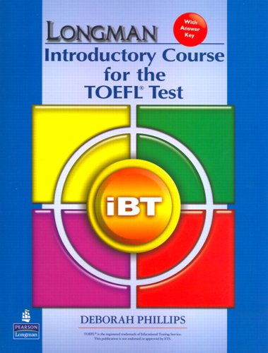 Longman Introductory Course for the TOEFL Test: With Answer Key 9780132280891