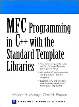 MFC Programming in C++ with the Standard Template Libraries