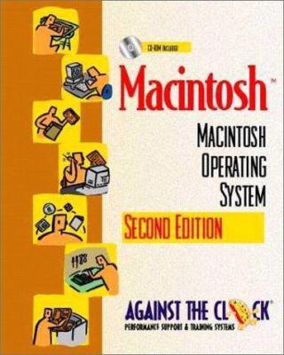 Macintosh Operating System 9780130408860