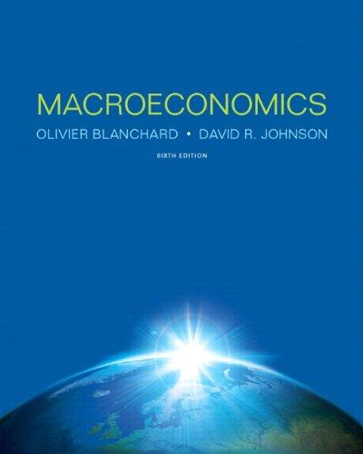 Macroeconomics 9780133061635