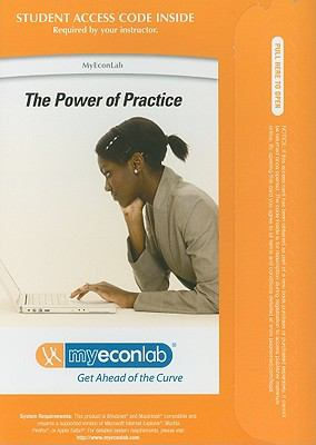 Macroeconomics: The Power of Practice Student Access Code: Principles, Applications and Tools 9780132491129