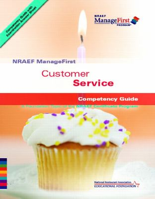 ManageFirst: Customer Service with Pencil/Paper Exam 9780132283816