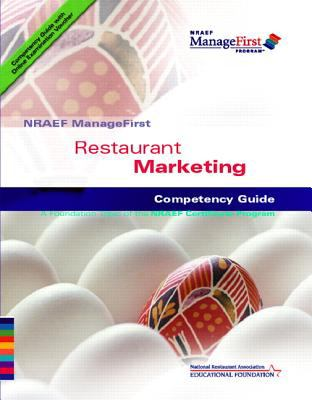 Managefirst: Restaurant Marketing with On-Line Testing Access Code Card 9780132414609