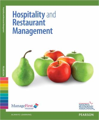 Managefirst: Hospitality and Restaurant Management with Answer Sheet 9780132116138