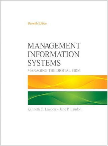management information system book self Management information systems managing the digital firm thirteenth edition global edition kenneth c laudon new york university jane p laudon azimuth information.