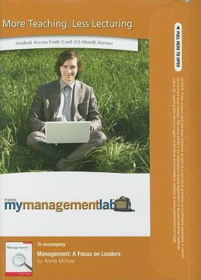 Management: A Focus on Leaders, Student Access Code Card 9780132668965