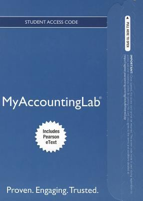 Managerial Accounting 9780132891899