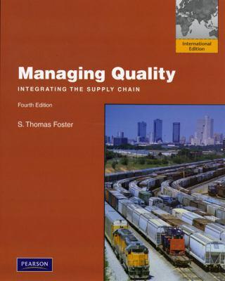 Managing Quality 9780135078198