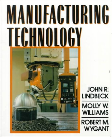 Manufacturing Technology 9780132116909
