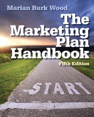 Marketing Plan Handbook 9780133078350