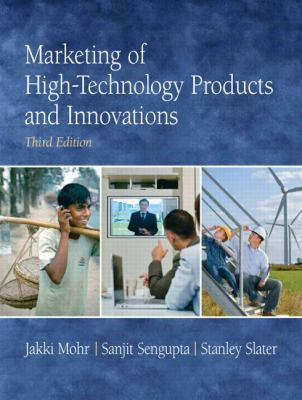 Marketing of High-Technology Products and Innovations 9780136049968