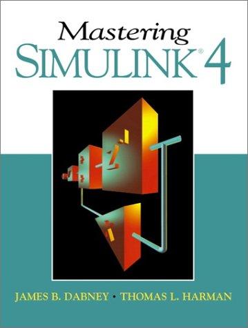 Mastering Simulink 4 9780130170859
