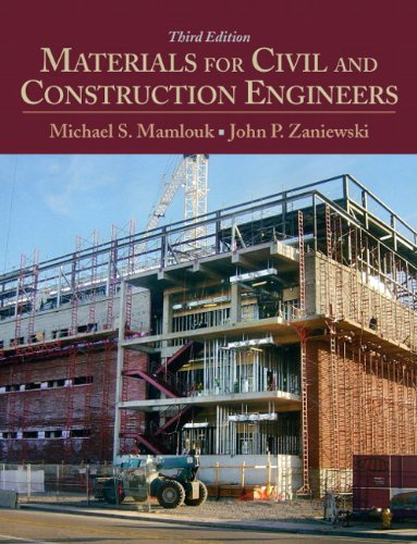 Materials for Civil and Construction Engineers - 3rd Edition