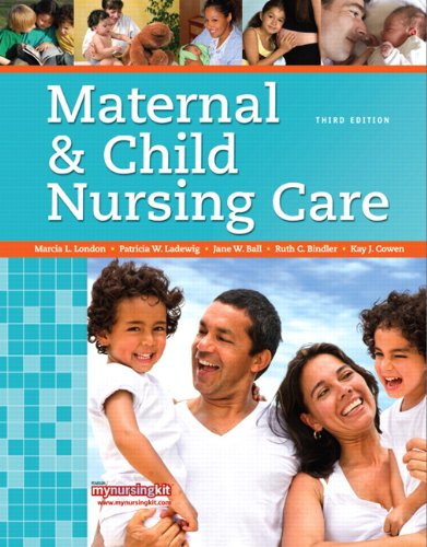 Maternal & Child Nursing Care [With Access Code] 9780135078464