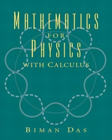Mathematics for Physics with Calculus 9780131913363