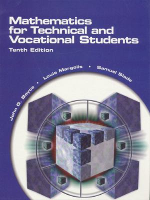 Mathematics for Technical and Vocational Students 9780130104328