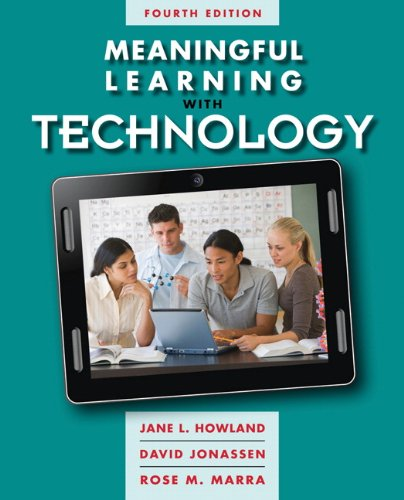 Meaningful Learning with Technology 9780132565585