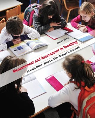 Measurement and Assessment in Teaching 9780132689663