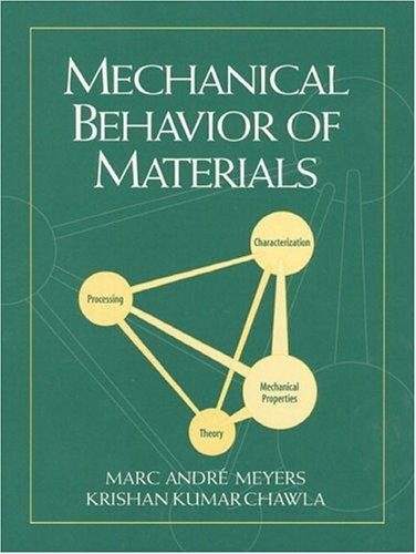 Mechanical Behavior of Materials 9780132628174