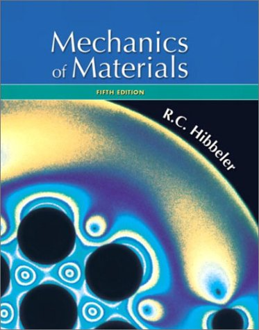Mechanics of Materials 9780130081810