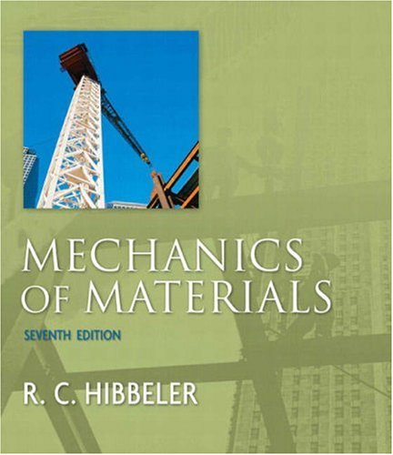 Mechanics of Materials 9780132209915