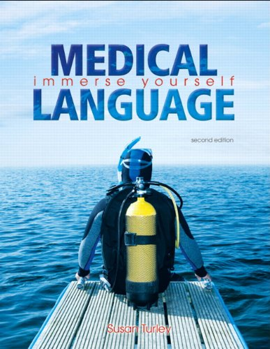 Medical Language: Immerse Yourself 9780135055786